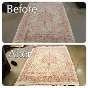 area rug cleaning lake forest